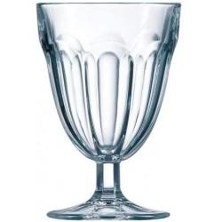 Set de 3 verres à pied - Roman - 21 cl - LUMINARC - Verre / Chope / Coupe - DE-443960