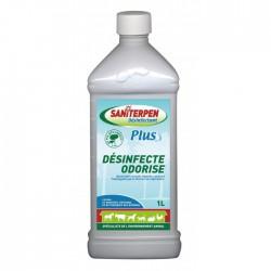 Désinfectant de surfaces - 1 L -SANITERPEN - Hygiène de la maison - BR-454486