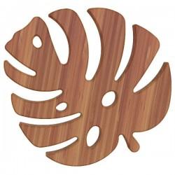 Dessous de plat - Bambou - Aimanté - Monstera - ARTYFORM - Accessoires / Dessous de plat - DE-562976