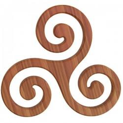 Dessous de plat - Bambou - Aimanté - Triskell - ARTYFORM - Accessoires / Dessous de plat - DE-563032