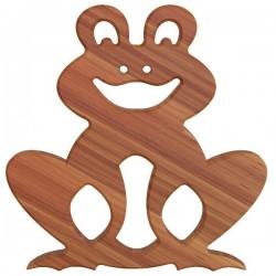 Dessous de plat - Bambou - Aimanté - Grenouille - ARTYFORM - Accessoires / Dessous de plat - DE-562992