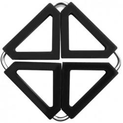 Dessous de plat - Inox et Silicone - Pliable - LACOR - Accessoires / Dessous de plat - DE-654541