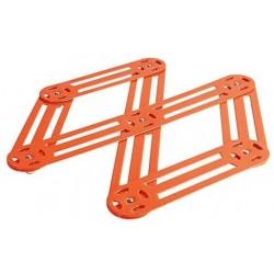 Dessous de plat - Extensible - Vintage - Orange - ROGER ORFEVRE - Accessoires / Dessous de plat - DE-265042