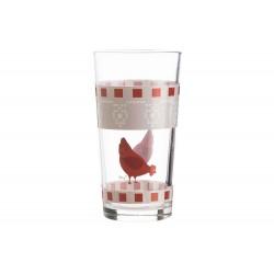 Set de 6 verres - 25 cl - Linda - Basse Cour - COSY & TRENDY - Verre / Chope / Coupe - DE-459230
