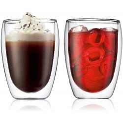 Set de 2 verres - Double paroi - 35 cl - BODUM - Verre / Chope / Coupe - DE-666677