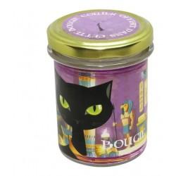 Bougie parfumée et bijou - Girly and Boy - Chat - ODYSSEE DES SENS - Bougies parfumées - DE-503707