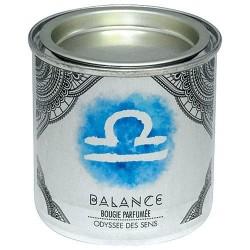 Bougie parfumée - Zodiaque - Balance - ODYSSEE DES SENS - Bougies parfumées - DE-314674