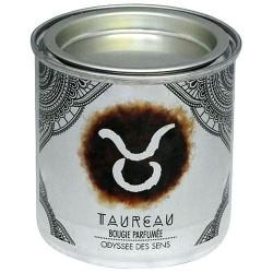 Bougie parfumée - Zodiaque - Taureau - ODYSSEE DES SENS - Bougies parfumées - DE-314625