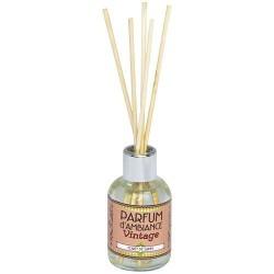Diffuseur à bâtonnets - Vintage - Vanille - ODYSSEE DES SENS - Parfum d'intérieur - DE-444654