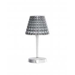 Lampe à poser - Sans fil - Tiffany - Gris - GUZZINI - Pour l'intérieur - DE-416959