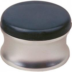 Butoir de poignée - Aluminium - 40 mm - EUROWALE - Butée et arrêt de porte - SI-331253