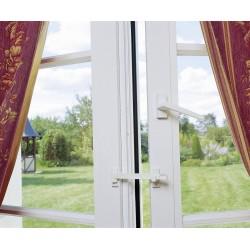 Entrebailleur de fenêtre - Stickair - Blanc - SOCONA - Entrebailleur fenêtre et porte - SI-331620