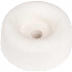 Butoir de porte - Caoutchouc rond - 23 mm - CIVIC INDUSTRIE - Butée et arrêt de porte - SI-331104