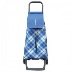 Poussette de marché - 2 roues - Joy - Jet - Capri Bleu - ROLSER - Poussette de marché / Cabas / Panier - DE-406074