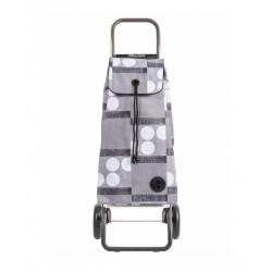 Poussette de marché - 2 roues - I max - Logos - Gris - ROLSER - Poussette de marché / Cabas / Panier - DE-735076