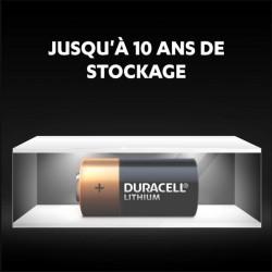 Pile Spéciale Ultra Lithium - CR 2 - 3 Volts - DURACELL - Pile classique - SI-534860