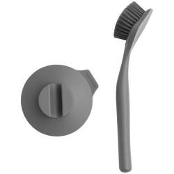 Brosse à vaisselle et ventouse - Sink Side - Anthracite - BRABANTIA - Rangement et nettoyage - DE-329657