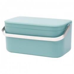 Poubelle 1.8 L portative - Sink Side - Menthe - BRABANTIA - Poubelle - DE-329714