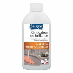 Rénovateur de brillance pour marbre et pierres naturelles - 250 ml - STARWAX -  - DE-210559