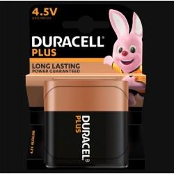Pile Plus alcaline - 3LR 12 - 4.5 Volts - DURACELL - Pile classique - SI-534850