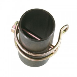Goupille Clip pour Tube - ⌀8 x 50 mm - Lot de 100 - Goupille - BR-251563