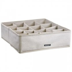 Diviseur de tiroir - Linette - Beige - ORDINETT - Rangement et soin du linge - DE-452862
