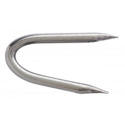 Crampillon clair - Acier ordinaire - ⌀ 3 x 27 mm - 1 Kg - Pointes et Clous - BR-051165