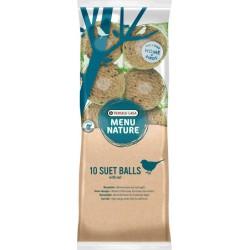 Sachet de 10 boules de graisse - Oiseaux du jardin - VERSELE LAGA - Oiseaux, volatiles - DE-564493