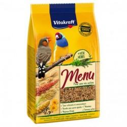 Graines - Menu Premium - Oiseaux exotiques - 900 gr - VITAKRAFT - Oiseaux, volatiles - DE-793703