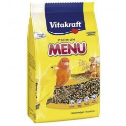 Graines - Menu Premium - Canaris - 900 gr - VITAKRAFT - Oiseaux, volatiles - DE-793679