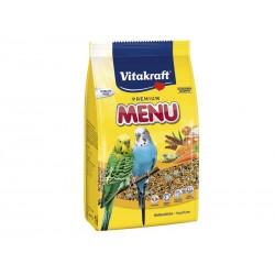 Graines - Menu Premium - Perruche - 900 gr - VITAKRAFT - Oiseaux, volatiles - DE-793711