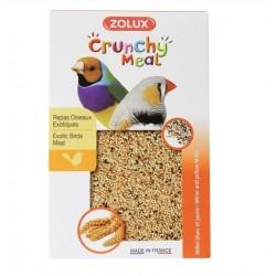 Graines - Crunchy Meal - Oiseaux exotiques - 800 gr - ZOLUX - Oiseaux, volatiles - BR-116109