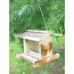 Mangeoire - Bois - Oiseaux du jardin - JEAN LOUIS LEVIGNE - Oiseaux, volatiles - BR-406138