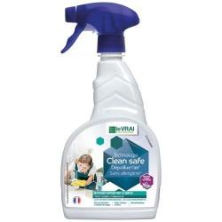 Nettoyant multi surfaces / dépolluant air - Clean Safe - LE VRAI PROFESSIONNEL - Produits multi-usages - DE-523846
