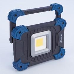 Projecteur LED rechargeable - Erti - 10 W - USB - DHOME - Pour l'extérieur - SI-244500