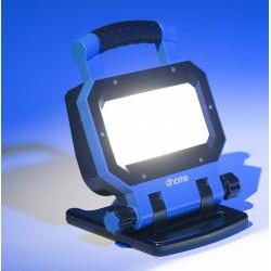 Projecteur LED rechargeable - Erös - 30 W - USB - DHOME - Pour l'extérieur - SI-244502