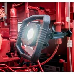 Projecteur LED hybride - Dargo - Batterie et secteur - 30 W - BRENNENSTUHL - Pour l'extérieur - SI-503982