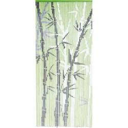 Rideau - Bambou peint - Bambousa - 200 x 90 - MOREL - Rideaux - DE-441378