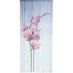 Rideau - Bambou peint - Phalaeno - 200 x 90 - MOREL - Rideaux - DE-441402
