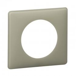 Plaque Céliane - 1 poste - Argile - Poudré - LEGRAND - Plaques d'interrupteur - SI-416059