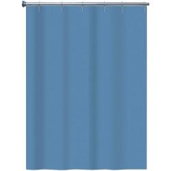 Rideau de douche en Peva - Bleu vif - 140 x 180 - ARVIX - Accessoires salle de bain - BR-538610
