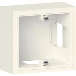 Cadre saillie - 1 poste - Dooxie - Blanc - LEGRAND - Cadre saillie - SI-211627