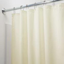 Rideau de douche - Sable - 180 x 200 - INTERDESIGN - Accessoires salle de bain - DE-219691