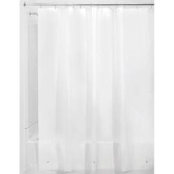 Rideau de douche en Peva - Givré - 180 x 200 - INTERDESIGN - Accessoires salle de bain - DE-220020