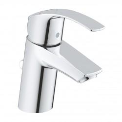 Mitigeur lavabo monocommandé - Taille S - Eurosmart - Chromé - GROHE - Robinets / Mitigeurs - SI-627209
