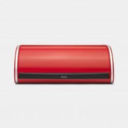 Boite à pain - Couvercle coulissant - Rouge passion - BRABANTIA - Conservation / Boite / Emballage - DE-655191