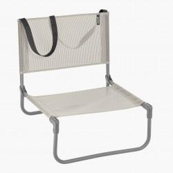 Chaise basse pliante - Batyline - Seigle - LAFUMA - Accessoires pique-nique / camping / détente - DE-238311
