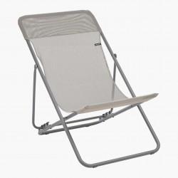 Chaise Transat pliante - Batyline - Seigle - LAFUMA - Accessoires pique-nique / camping / détente - DE-373902