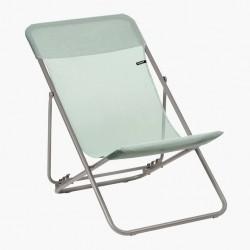 Chaise Transat pliante - Batyline - Tilleul - LAFUMA - Accessoires pique-nique / camping / détente - DE-522434