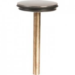 Clapet de vidage pour lavabo - Grande tige - 60/75 mm - VALENTIN - Bouchons / clapets et grilles de vidage - SI-384234